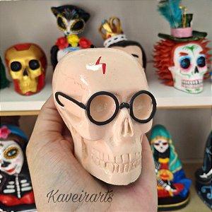 Caveira Harry Potter Pequena