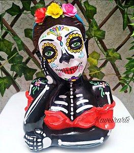 Namoradeira Catrina Mexicana (Grande)