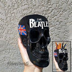 Caveira Beatles Grande (Fechada ou Porta Treco)