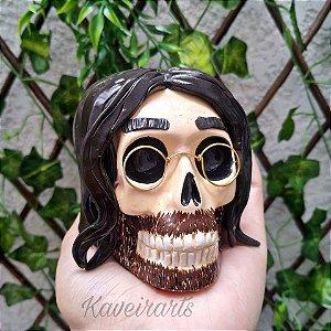 Caveira John Lennon (Pequena)