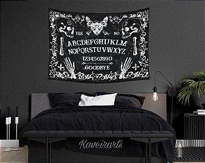 Bandeira de Parede Ouija