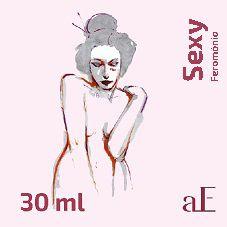 Sexy – perfume Feminino 30ml (Feromônio Feminino)