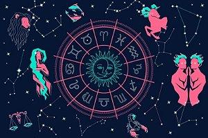 Mapa Astral - Completo