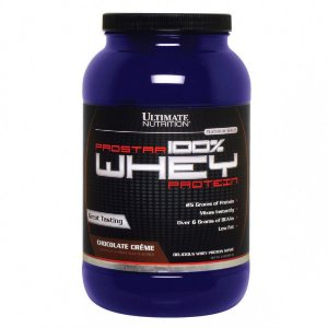Prostar 100% Whey - Ultimate 900g