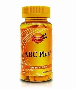 Multivitamínico ABC Plus 100 Tablets - Natural Wealth
