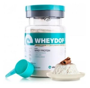 WheyDop 3w 900g - arroz doce