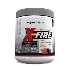 X-Fire Nutrata 200g - Guarana