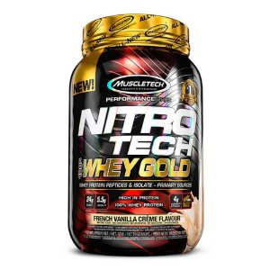 Nitro Tech 1kg - Muscletech