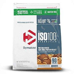 Iso 100 Dymatize - 6lbs (2.880kg)