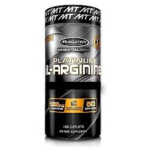 L-Arginine Platinum 100caps - Muscletech