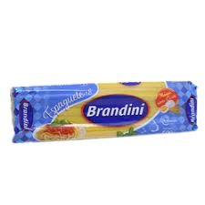 MACARRAO BRANDINI  500G SEMOLA COM OVOS N8