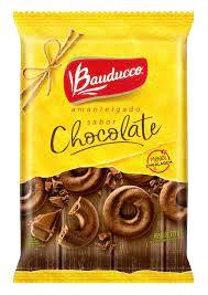 BISCOITO BAUDUCCO 335G AMANTEIGADO CHOCOLATE