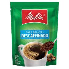 CAFE MELITTA 50G SOLUVEL DESCAFEINADO