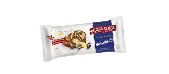 BOLO CASA SUICA 250G MESCLADO