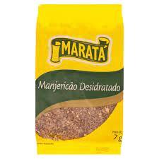 MANJERICAO DESIDRATADO MARATA 7G