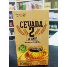 CEVADA 2 DE JULHO 250G