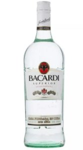 RUM BACARDI 980ML CARTA BRANCA