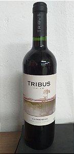 VINHO TRIBUS 750ML CARMENERE TINTO SECO