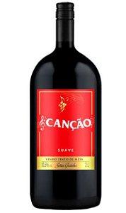 Vinho Cancao 2000Ml Tinto Seco