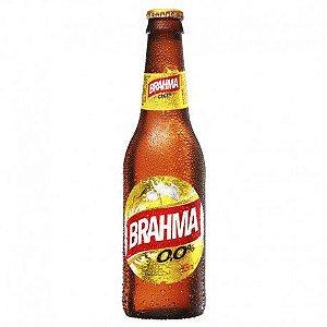 Cerveja Brahma Zero Alcool 355Ml