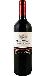 Vinho Reservado 750Ml Cabernet Tinto Seco
