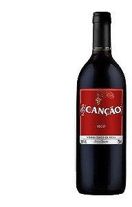 Vinho Cancao 750Ml Tinto Seco