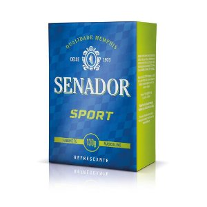 SABONETE SENADOR 130G SPORT