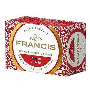 Sabonete Francis Luxo 90G Jasmim Do Nilo