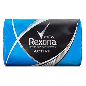 Sabonete Rexona 84G Active