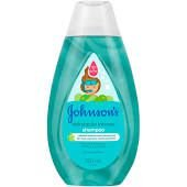 SHAMPOO JOHNSONS BABY 200ML HIDRATACAO INTENSIVA