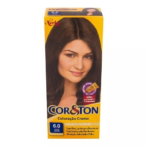 Tinta Cor & Ton 125G 6.0 Louro Escuro