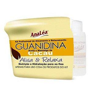 Guanidina Ana Lea 330G Avela E Manteiga de Cacau