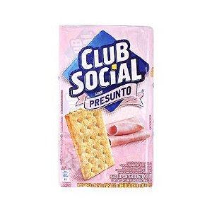 BISCOITO CLUB SOCIAL 141G PRESUNTO