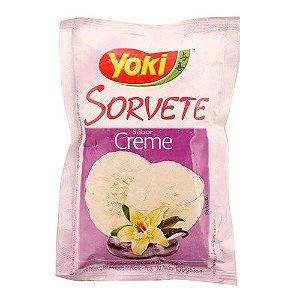 PO P/SORVETE YOKI 150G CREME