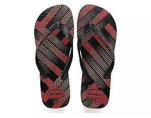 Sandalia Havaianas Trend 41 e 42 Vermelho Apache