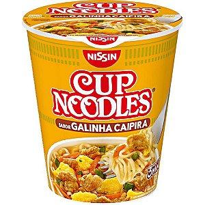 CUP NOODLES NISSIN 669G GALINHA CAIPIRA