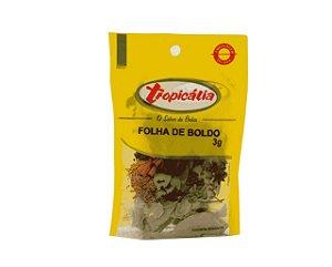 Folha De Boldo 3G Tropicalia