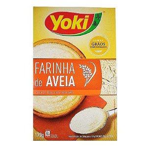 FARINHA DE AVEIA YOKI 170G