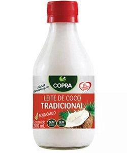 LEITE DE COCO 200ML COPRA