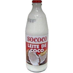 LEITE DE COCO 500ML SOCOCO TRADICIONAL