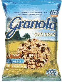 GRANOLA SAO BRAZ 250G TRADICIONAL