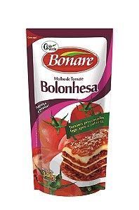 Molho Tomate 340G Bonare Bolonhesa Sache