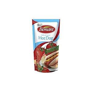 Molho Tomate 340G Bonare Hot Dog Sache