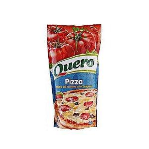 Molho Tomate 340G Quero Pizza Sache