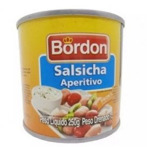 Salsicha Bordon 150G Aperitivo