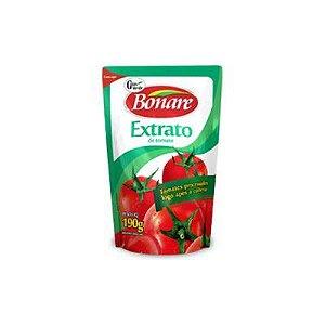 Extrato de Tomate 190G Bonare Sache