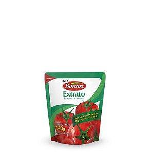 Extrato de Tomate 140G Bonare Sache