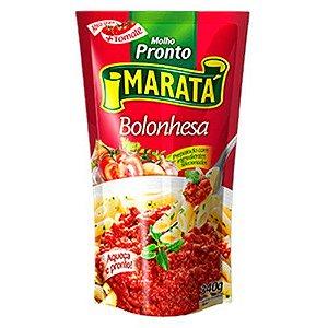 Molho Tomate 340G Marata Bolonhesa Sache