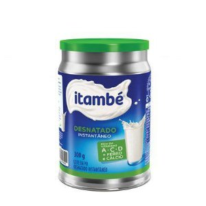 LEITE PO ITAMBE 300G DESNATADO INSTANTANEO