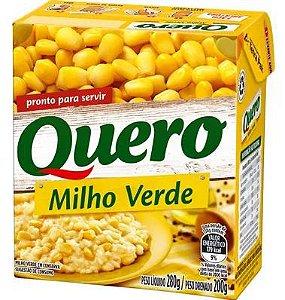 MILHO VERDE QUERO 200G TP